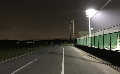 我孫子市民体育館(テニスコート)