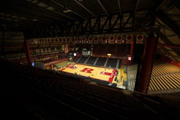 Rutgers University, Rutgers Athletic Center, Piscataway, NJ, USA