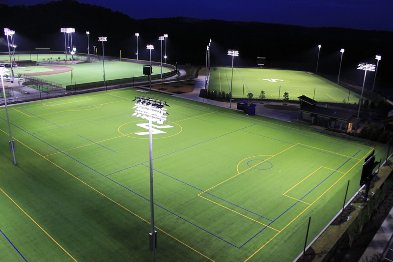 Lakepoint Sports Complex, Emerson, GA, USA