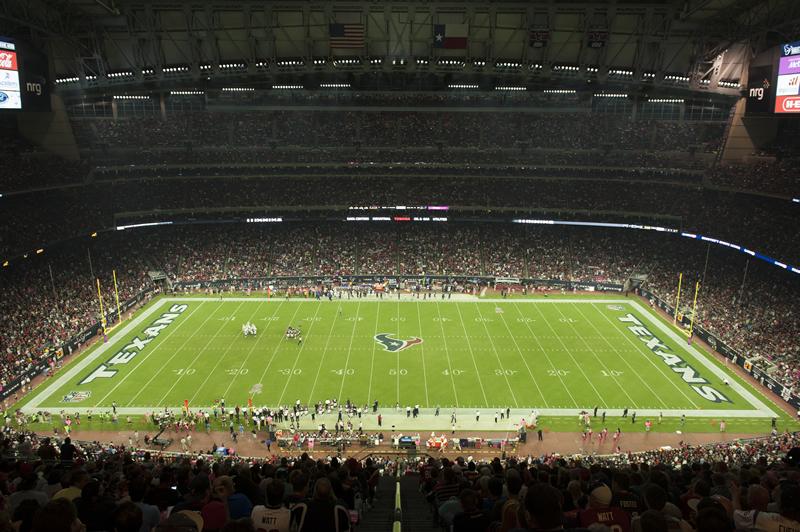 NRG Stadium, Home of the Houston Texans ,Houston ,Texas, USA