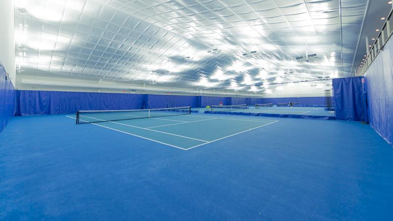 Trump National Golf Club Tennis Center, Sterling, Virginia, USA