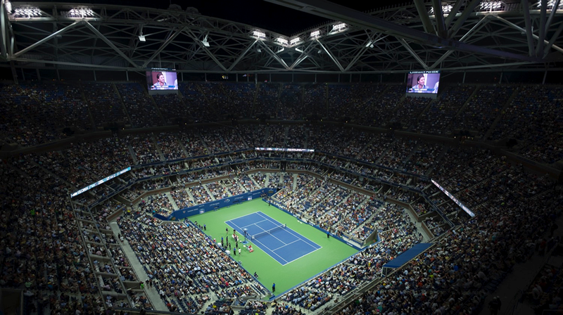 USTA Billie Jean King National Tennis Center, West Campus, Flushing, New York, USA