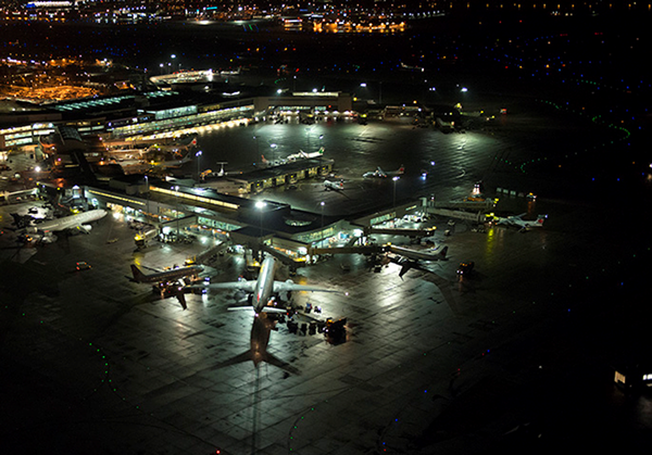 Vancouver International Airport, Vancouver, BC, Canada