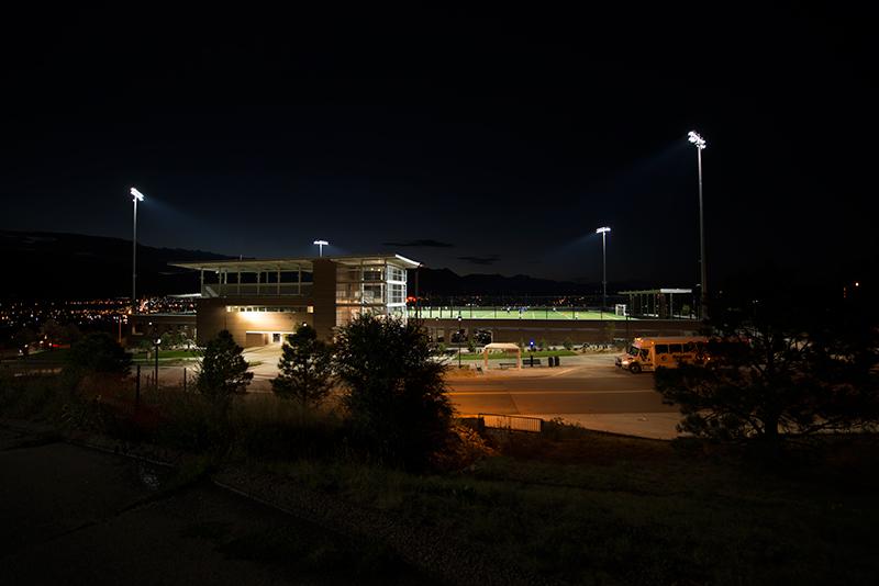 Alpine Field-University of Colorado Colorado Springs, Colorado Springs, Colorado, USA