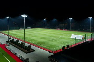 Hale End Training Academy-Arsenal Football Club, Holloway, London, U.K.