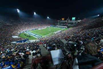Los Angeles Memorial Coliseum ,Los Angeles, California, USA