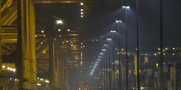 DP World Jebel Ali Port Terminal ,Dubai, UAE