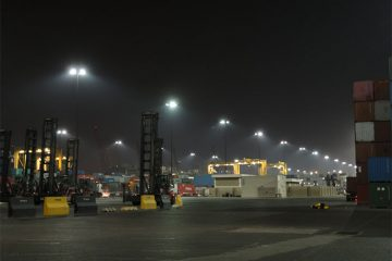 DP World Jebel Ali Port Terminal ,Dubai, UAE