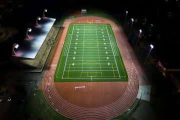 Edmonds School District Stadium, Edmonds, Washington, USA