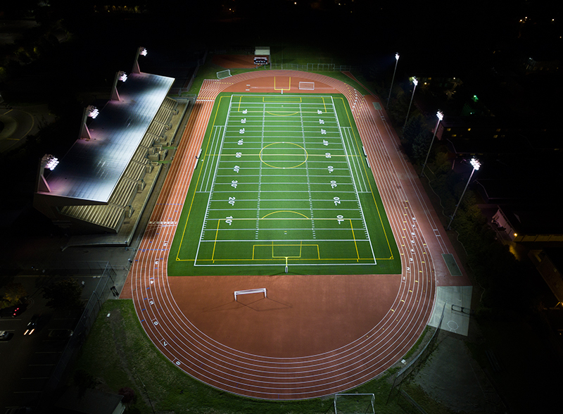 Edmonds School District Stadium, Edmonds, Washington, USA