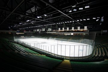 Michigan State University, Munn Ice Arena, East Lansing, MI, USA