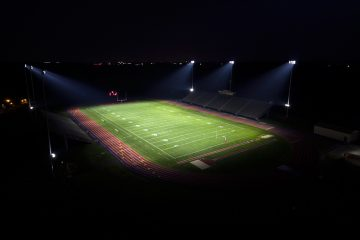 Neshaminy High School Stadium ,Langhorne, Pennsylvania, USA