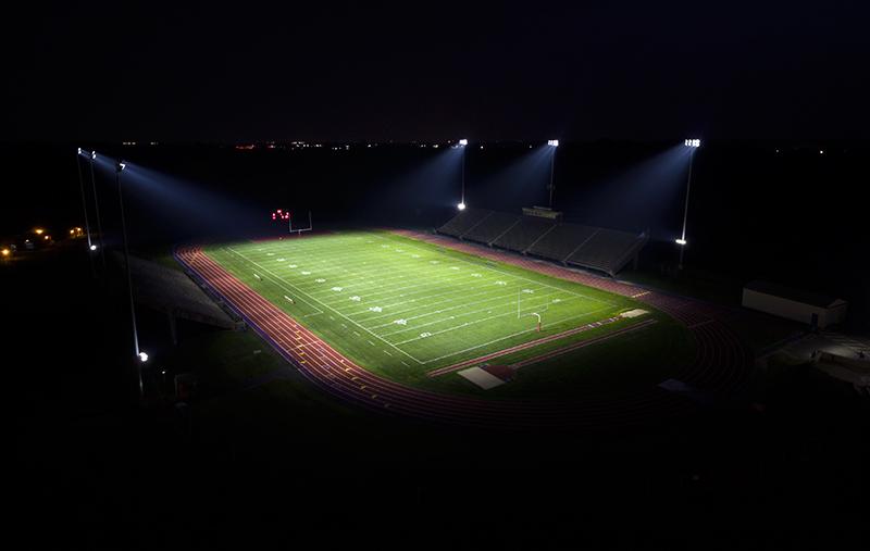 Neshaminy High School Stadium ,Langhorne, Pennsylvania, USA