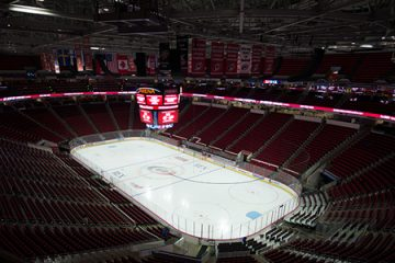 PNC Arena, Raleigh, North Carolina, USA