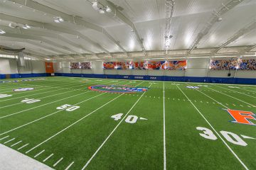 University of Florida, Indoor Practice Facility, Gainesville, Florida, USA