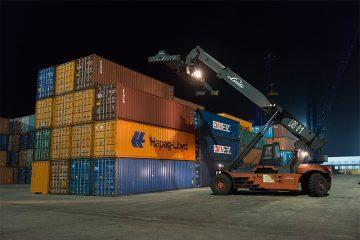 Yucatan Container Terminal, Yucatan, Mexico