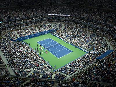 USTA Billie Jean King National Tennis Center Arthur Ashe Stadium