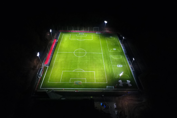 IWAKI FC グラウンド