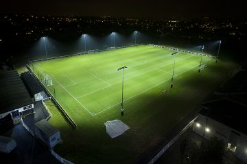 Motspur Park, Training Ground of Fulham Football Club, New Malden, Surrey, United Kingdom