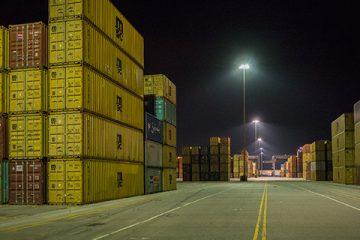 Georgia Ports Authority, Garden City Terminal ,Garden City, GA