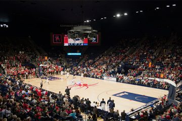University of Richmond-Robins Center ,Richmond, VA, USA
