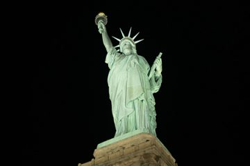 Statue of Liberty National Monument, New York, New York, USA